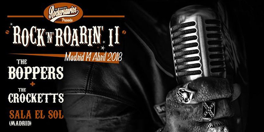 14 april Rockabilly afton Club Sala el sol/Madrid
